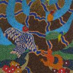 FRIENDSHIP TREE 11X14 BEADS   SOLD