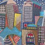 BOSTON HARBOR 20X16 BEADS, $650  SOLD