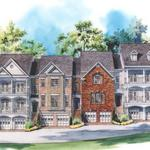 4 UNIT 3 STORY TOWNHOMES